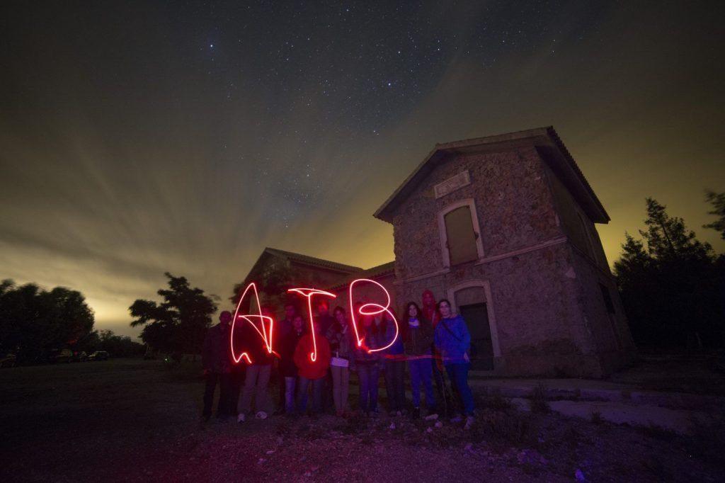 ATB Turismo astronómico en Martos- Los viajes de margalliver